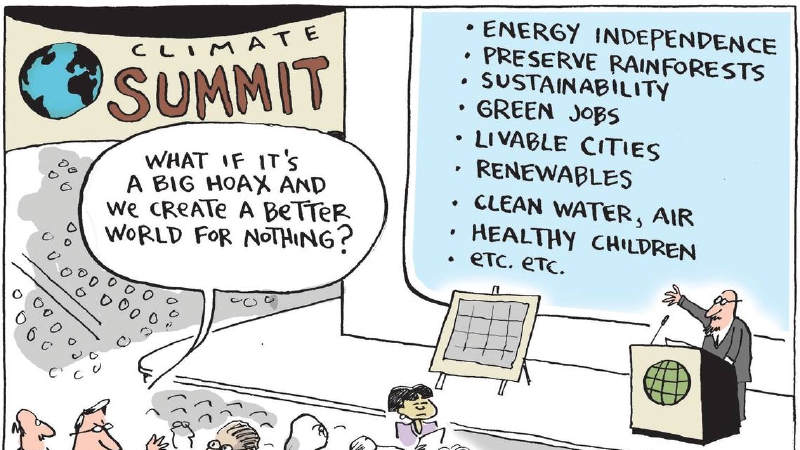 How to Deal With Climate Deniers