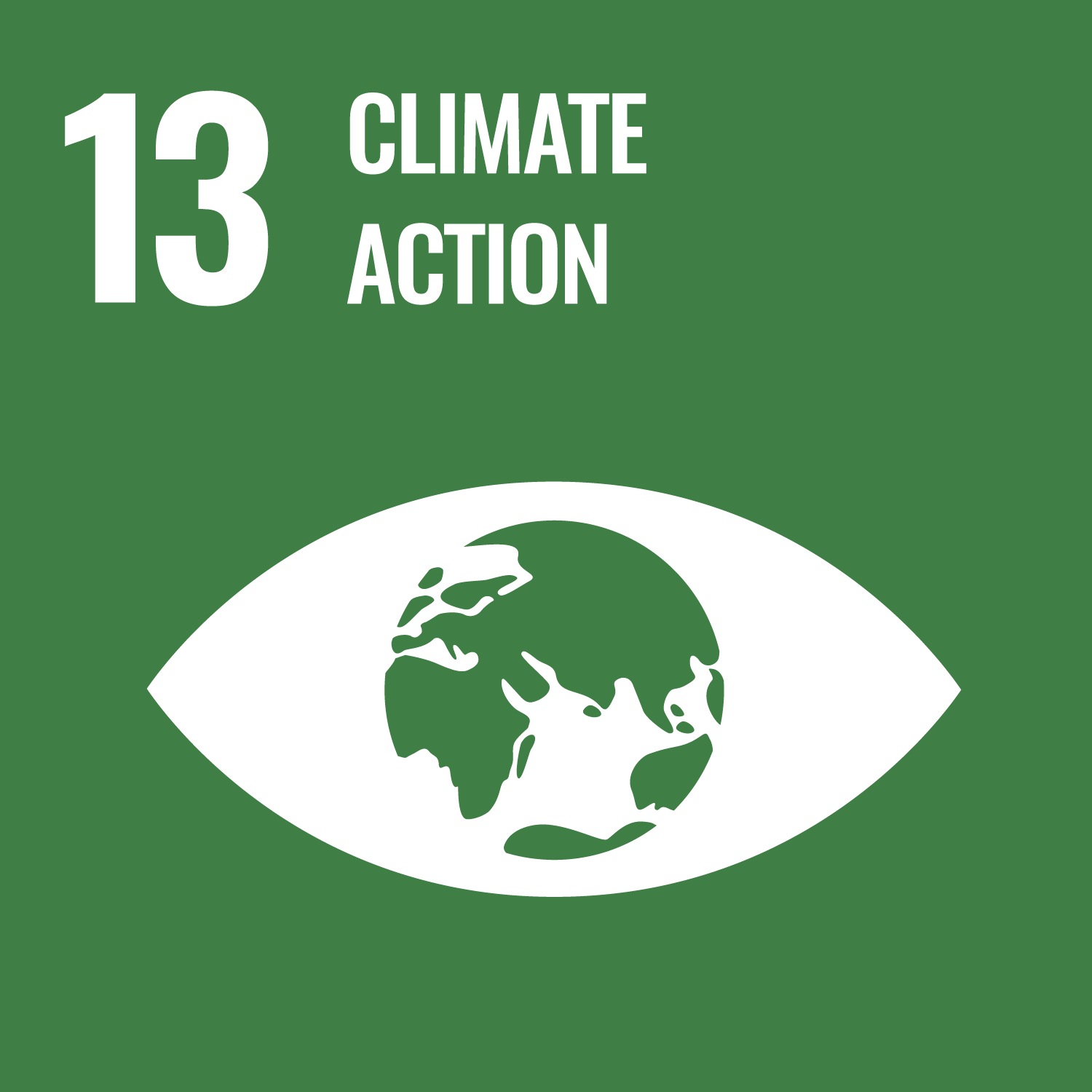 Icon for UN sustainable development goal 13 - Climate Action
